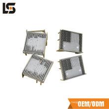 Fabricación de los recambios del motor del CNC de la precisión de la fábrica de China