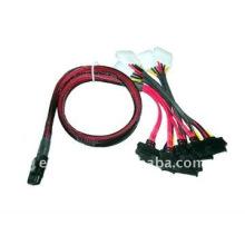 Mini SAS Cable SFF-8087 to SFF-8482