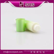screen printing plastic eye cream roll on bottle and 10ml plastic press roller ball bottle