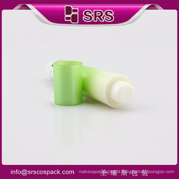 screen printing plastic eye cream roll on bottle and 10ml plastic press roller ball bottle