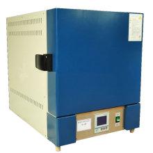 Four à moufle de haute température de laboratoire de boîte / four électrique de moufle de résistance