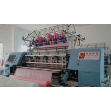 Yuxing Lock Stitch Multi-Needle Quilt Machine, Fashion Dress Quilting Machine, Cotton Fabric Quilter China