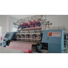 Yuxing Fechadura Ponto Multi-Agulha Quilt Máquina, Moda Vestido Estofando Máquina, Tecido De Algodão Quilter China