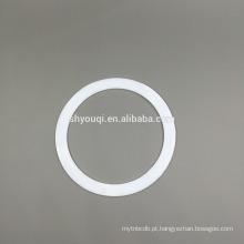China alta qualidade cor branca PTFE o anel de vedação