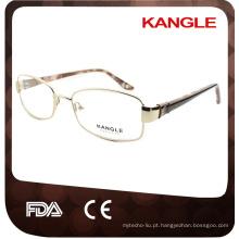 Fabricantes de óculos femininos em óculos de metal wenzhou