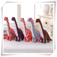 Jouets de dinosaure de Farbric de coton dans le style de la Chine-vent pour le cadeau de promotion