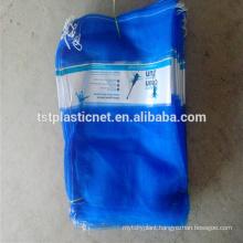 virgin hdpe packing garlic mesh bag