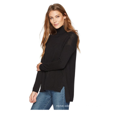 PK18A35HX Women's 100% Cashmere Soft Cashmere Sweater