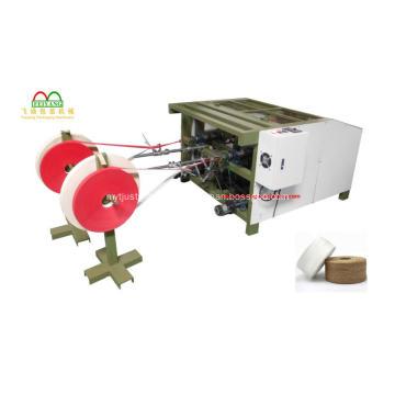 Машина для производства бумажных веревок для винных пакетов