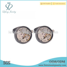 Мужские выгравированные старинные запонки, заказные наручные часы cufflinks jewelry