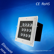 High power ip67 rectangle outdoor Edison light up LED Underground Light
