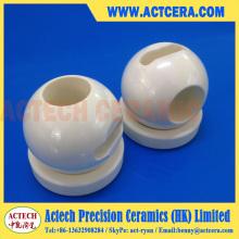 Цирконий, Керамическая шаровой клапан и седло