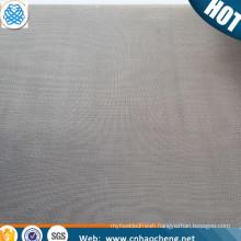 99.99 pure silver woven wire mesh square 10 18 20 40 mesh silver wire mesh