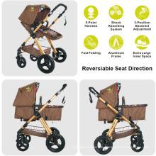 Bequeme Baby-Kinderwagen-Reise-System, Kinderwagen-Teile