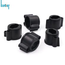 Custom Molded Rubber External Grommet Bumper Sleeve