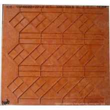 Temperature resistance mosaic tile grid mould