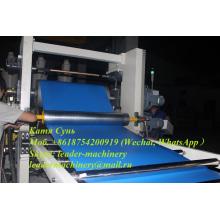 Línea de extrusión de tablero grueso de PP PE, Maquinaria de extrusión de láminas gruesas