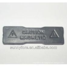 Kunststoff-Namensschild