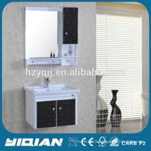 Pakistan Design Wall Mounted Corner Bathroom Mirror Cabinet