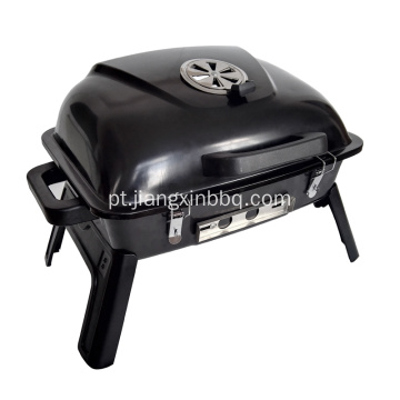 Churrasqueira Portátil para Churrasco Picnic Grill with Folding Legs