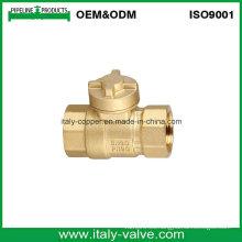 BS válvula de bola con cerradura femenina de latón (AV10067)