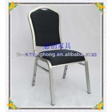 Meubles en aluminium utilisés dans le restaurant avec le coussin de cascade (YC-ZL071)