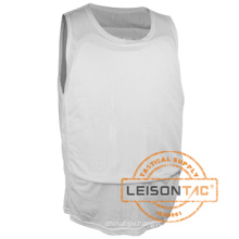 Stabproof Vest adopts high strength TAC-TEX material and manganese alloy and the ability of stabproof is NIJ I-III 0115.00