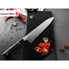 Hexagonal Handle Damascus knife 8inch chef knife