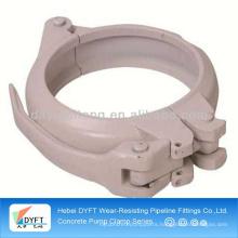 DN125 High Pressure putzmeister concrete pump quick lever clamp