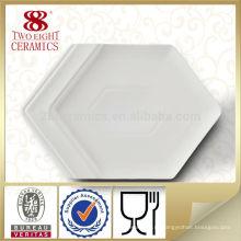 Суточная потребность продукты дешевые пользовательские керамические пластины, индивидуальные тарелки