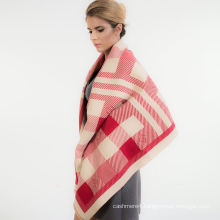 New design solide knitted pashmina scarf