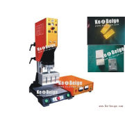 Car Lights Ultrasonic Welding Machine With Micro Controller Panel For Toy, Electronic