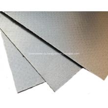Графитовый листовой материал для заливки выхлопных газов