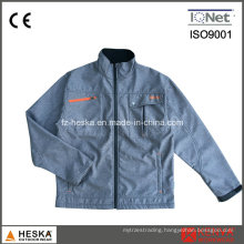 Men′s Work Promotional Waterproof Softshell Jacket