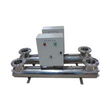 50000liter / hr Водоподготовка для дезинфекции воды Ультрафиолетовая стерилизационная система