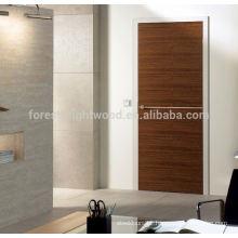 2015 Soundproof wood interior door