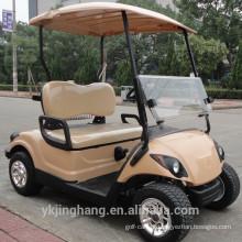 carrinho de golfe popular de 4 lugares com motor de 250cc
