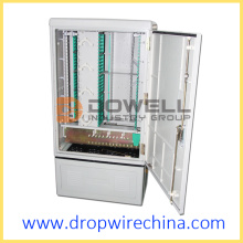 288 Fiber Outdoor Cross Connect Cabinet Distribution Cabinet