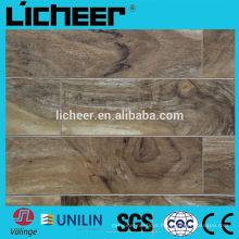 8mm laminate Floor/v groove AC3 wood flooring/High quality HDF laminate floor price