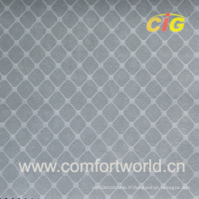 Tissu en velours polyester (SHSF04060)