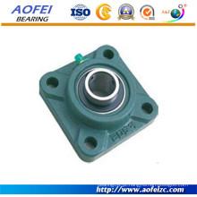 A & F produtos atacado estoque bloco travesseiro rolamento UCF208 / carcaça do rolamento F208
