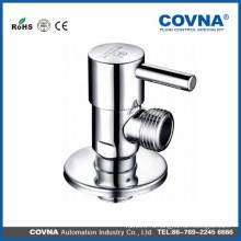 OEM производитель металлизированный угловой клапан
