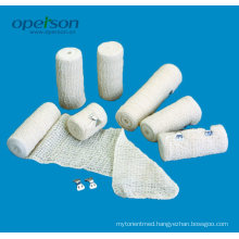 Elastic Crepe Bandage with Ce Approved