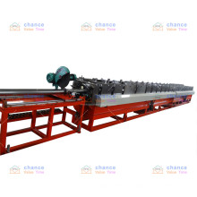 Roll Gutter Forming Machine Durable in Use Roofing Color Automatic Steel Steel Tile China Famous Brand 25-35m/min Customized