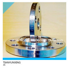 Ss304 Ss316 Slip on Plate Stainless Steel Forged Flange