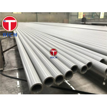 ASTM+A688+Welded+Austenitic+25mm+Stainless+Steel+Tube+For+Feedwarter+Heater