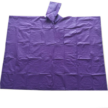 Custom Reusable Waterproof PVC Poncho Fabric