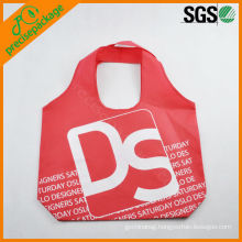 promotional round handle carrier bag
