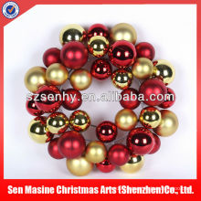3D LED al aire libre bola de decoración de Navidad