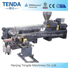Plastic Recycle Two Stage Extruder
